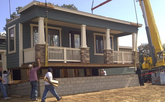 Does usmodular build smaller accessory homes in temecula for Prefab granny unit california