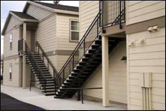 Cahill Park apartments case study